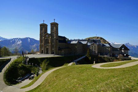 Santuário Nossa Senhora em La Salette - França