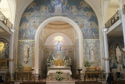 Capela da Medalha Milagrosa