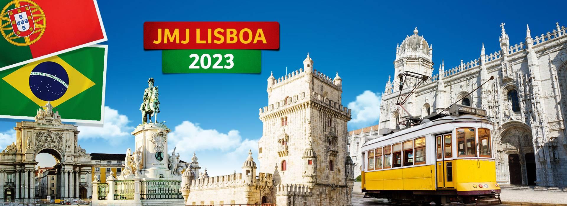Roteiro de JMJ 2023 – PORTUGAL (ALOJAMENTO) – 9 dias