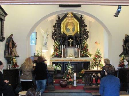 (Santuário da Mãe Rainha Três Vezes Admirável de Schönstatt)
